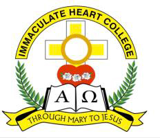 Immaculate Heart College Crest